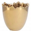 Ceramic bucket Felix, D11cm, H10.5cm, for TO9.5, g